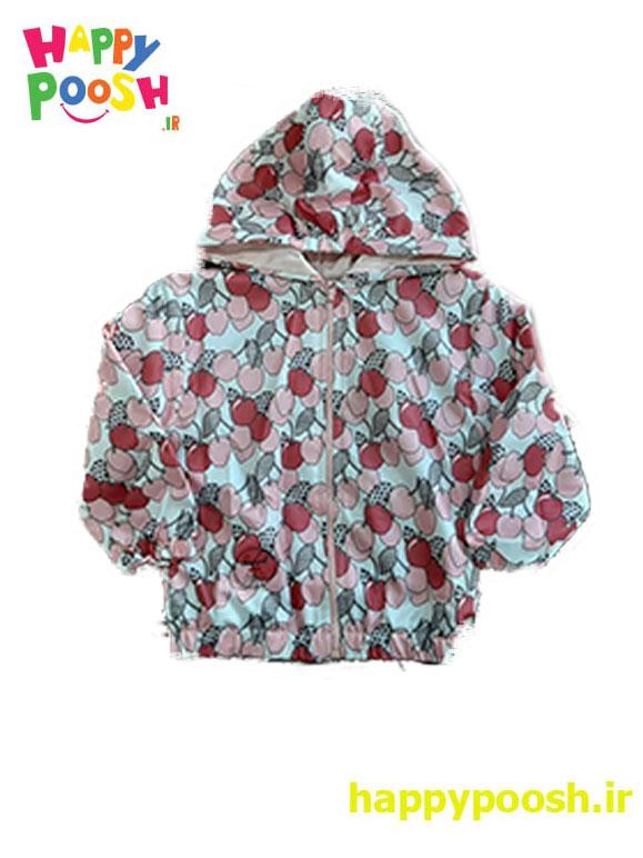 Girl's raincoat