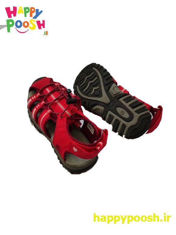 کفش تابستانی اورجینال ساخت آلمان رنگ قرمز