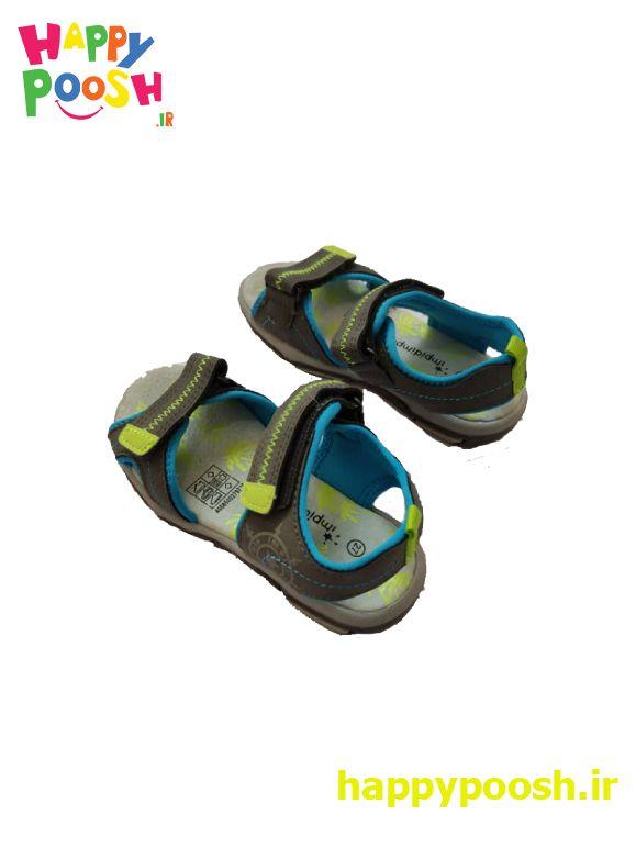 کفش تابستانی اورجینال ساخت آلمان رنگ سبز