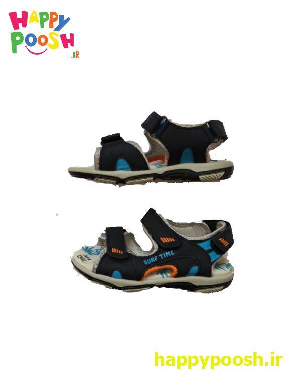 کفش تابستانی اورجینال ساخت آلمان رنگ سرمهایی