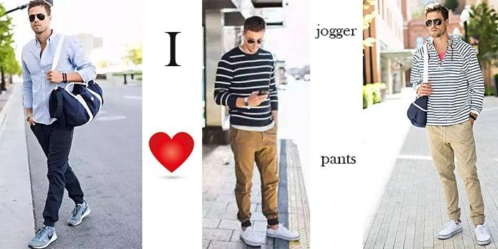 jogger pants-men