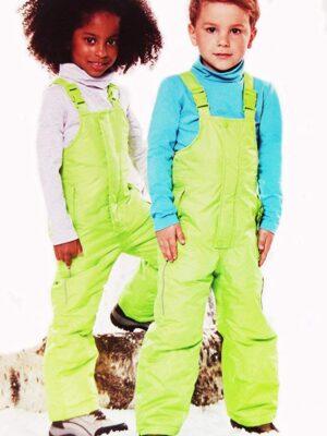 شلوار اسکی حرفه ای گرم و ضد آب برند ایمپی دیمپی